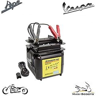 TecMate Accumate Pro Batterieladegerät 12V 7A 24V 3,5A ramazze Werkzeugset