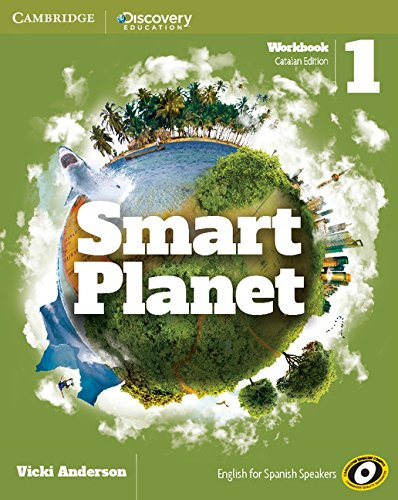 Smart Planet Level 1 Workbook Catalan - 9788483239766