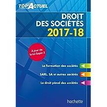 Top'Actuel Droit Des Sociétés 2017-2018