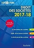 Lire le livre Top'Actuel Droit Des Sociétés gratuit
