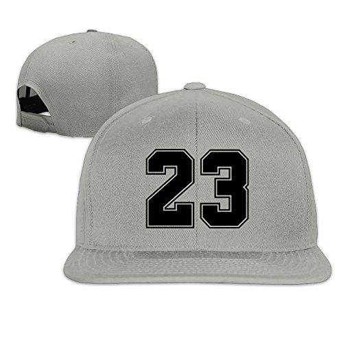 THNA 23Air Dunk verstellbar Fashion Baseball Hat Gr. One size, asche