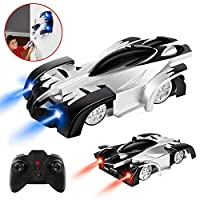 Joy Jam Gifts For 6 12 Year Old Boys RC Wall Climbing Car Remote Control Gravity Defying Racing Vehicle Batman Toy Cars 8 10