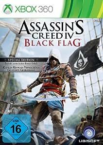 Assassin's Creed 4: Black Flag - Special Edition (exklusiv bei Amazon.de) - [Xbox 360]