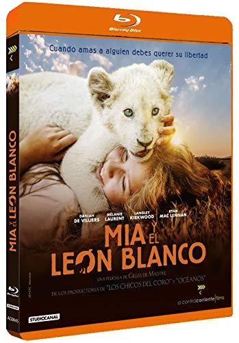 Mia Y EL León Blanco [Blu-ray]