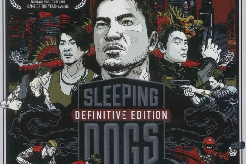 PC DVD ROM - Sleeping Dogs Definitive Edition - EDITION DAY-ON (1 GAMES)