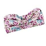Lucoo 2017 Hot Kids Girls Baby Headband Toddler Bow Flower Hair Band Accessories Headwear (D)