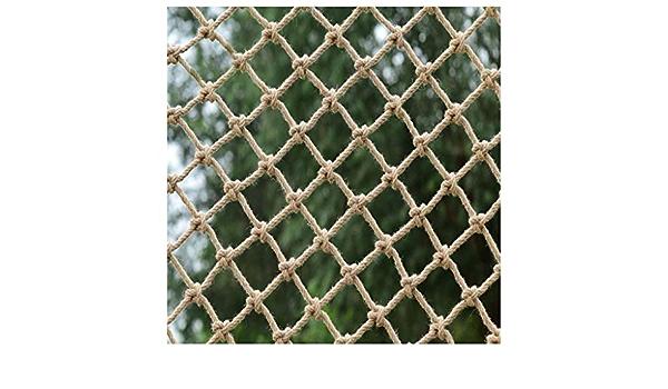 GR5AS Ext/érieur Garde-Corps de s/écurit/é for Enfants Net Balcon Escalier Anti-Chute Filet Anti-Chat Net Noir d/écoratif Jardin Jardin Net Filet de Protection Mesh 150x150mm Corde 8 mm d/épaisseur