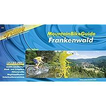 Bikeline. Cycline MountainBikeGuide Frankenwald 1:35.000, wetterfest/reißfest