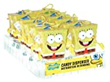 Bon Bon Buddies Spongebob Squarepants Candy Dispenser 35 g (Pack of 6)