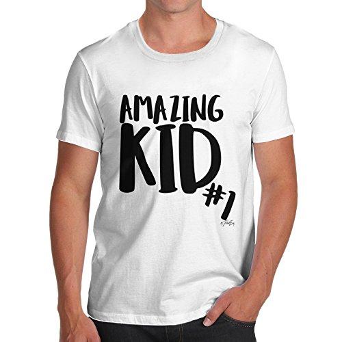 TWISTED ENVY  Herren T-Shirt Weiß