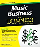 Music Business FD (For Dummies)
