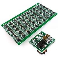 Mini tamaño 2.5V 3V 3.7V 4.2V 5V Gire 3.3V DC-DC Aumento del tablero del módulo del convertidor