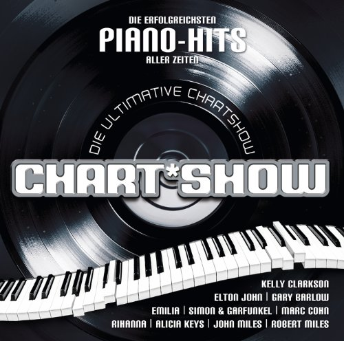 Die ultimative Chart-Show - Piano Hits