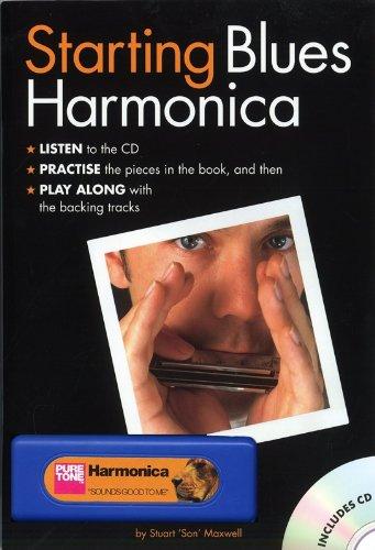 nica (Book/Cd/Harmonica): Noten, CD für Mundharmonika (diat./chr.) ()