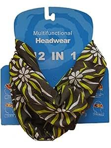 Multifunctional Headwear Vivid Colours