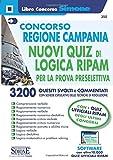 Concorso Regione Campania - Nuovi quiz di logica RIPAM per la prova preselettiva