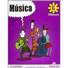 Música 6 Tornassol - Catala - 9788430777297