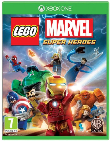 roes (Xbox One) [Import UK] (Marvel Lego Spiel Für Xbox One)
