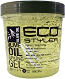 ecostyler Olive Oil Sty.Gel 24oz/710 ML immagine