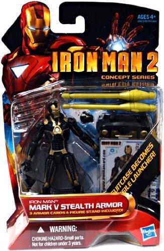 Iron Man 2 Concept Series Iron Man Mark V Stealth Armor #20