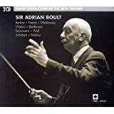 Great Conductors of the 20th Century Sir Adrian Boult