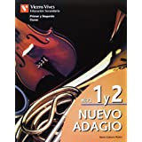 Nuevo Adagio 1 y 2. Libro + CD + Actividades