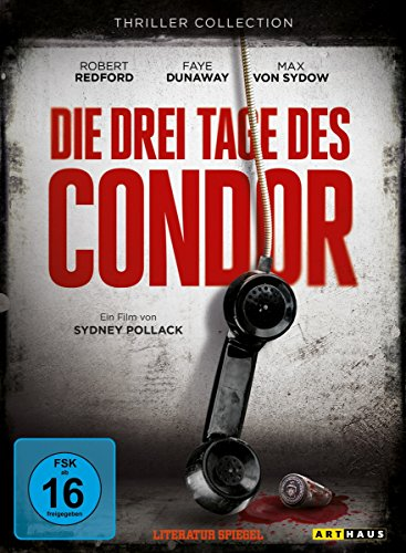 Die drei Tage des Condor (Thriller Collection)