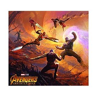 Marvel's Avengers: Infinity War - The Art of the Movie (Marvel's Avengers: Infinity War - The Art of the Movie (2018)