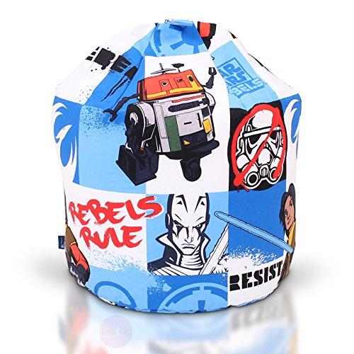 Image of Star War Bean Bag - Rebel