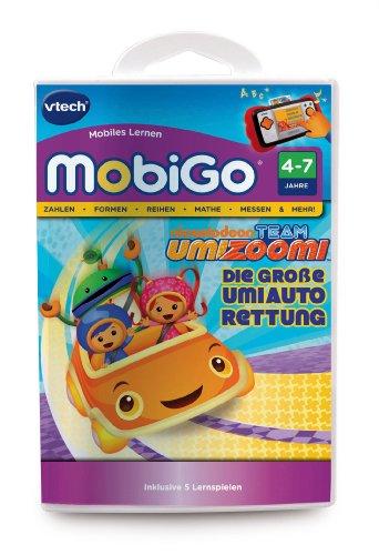 Umizoomi Team Auto (VTech 80-252504 - MobiGo Lernspiel, Team Umizoomi)
