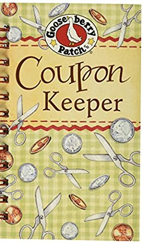 Coupon Keeper 7X4-Cut and Save by National Book