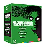Macabre Visions: The Films of Mario Bava [Blu-ray]