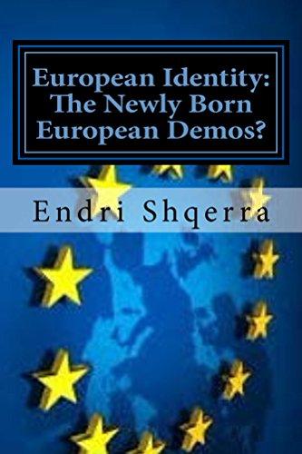 Book cover image for European Identity: The Newly Born European Demos?