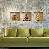 Wandtattoos WandbilderWandsticker moderne minimalistische Ideen 3D Wandsticker Wallpaper Wohnzimmer TV Sofa Hintergrund HD selbst klebrig abnehmbar (30 * 30)
