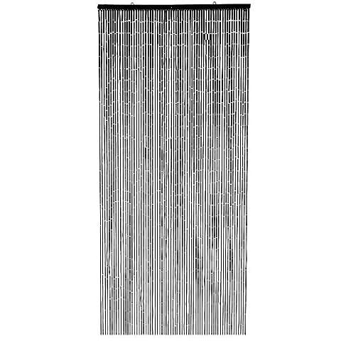 Effet bambou Rideau Stores en bois Perles insectes Fly Porte écran dépistage–fabriqué en U. K.