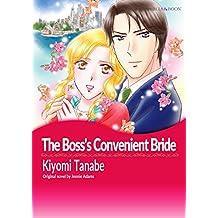 THE BOSS'S CONVENIENT BRIDE
