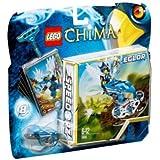Lego Legends Of Chima - Speedorz - 70105 - Jeu de Construction - Le Piège du Nid