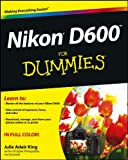 Image de Nikon D600 For Dummies