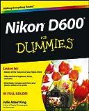 Image de Nikon D600 For Dummies
