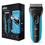 Braun Series 3 ProSkin 3040s Electric Shaver, Wet...