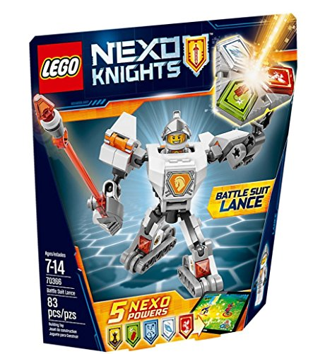 LEGO Nexo Knights 70366 - Action Lance