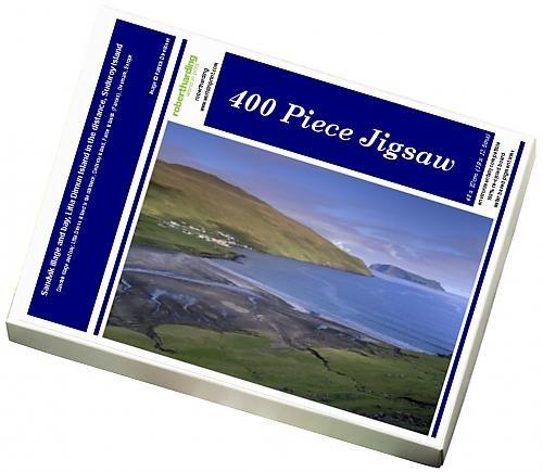 photo-jigsaw-puzzle-of-sandvik-illage-and-bay-litla-dimun-island-in-the-distance-suduroy-island