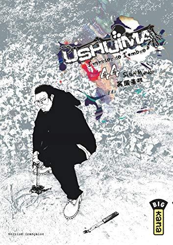 Ushijima, l'usurier de l'ombre Edition simple Tome 44