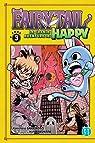 Fairy Tail - La grande aventure de Happy, tome 3 par Sakamoto