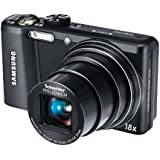 Samsung WB750 Digitalkamera (12,5 Megapixel, 18-fach opt. Zoom, 7,6 cm (3 Zoll) Display)