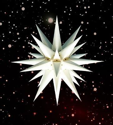 Außenbereich 68 cm, weiß von Herrnhuter Sterne auf Lampenhans.de