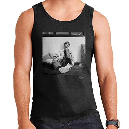 Lawrence Watson Official Photography - Paul Weller With Teddybear Men's Vest