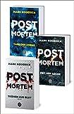 Post Mortem: Die ersten drei Fälle für Interpol-Agentin Emilia Ness und Profikiller Avram Kuyper in einem E-Book