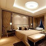 iLifeSmart LED Deckenleuchte Dimmbar Farbwechsel 4160Lumens mit Bluetooth Lautsprecher APP Fernbedienung für Schlafzimmer, Wohnzimmer für iLifeSmart LED Deckenleuchte Dimmbar Farbwechsel 4160Lumens mit Bluetooth Lautsprecher APP Fernbedienung für Schlafzimmer, Wohnzimmer