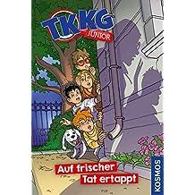 TKKG Junior, 1, Auf frischer Tat ertappt
